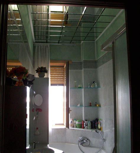 specchio soffitto specchio a soffitto vetreria recrosio