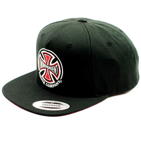 Topi Snapback Converse Black Jaspirow Shopping independent truck co snapback black forty two skateboard shop