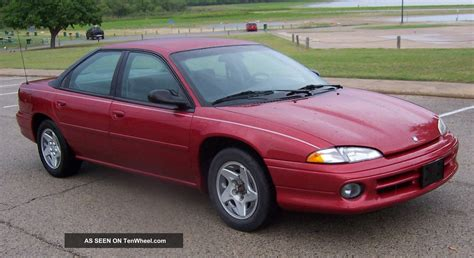 how petrol cars work 1997 dodge intrepid auto manual 1997 dodge intrepid inside and out