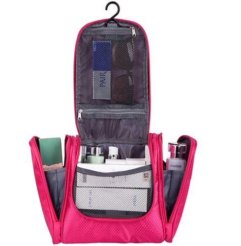 Tas Kosmetik Cosmetic Pouch Toiletry Travel Organizer Bag Baru s travel cosmetic bag organizer