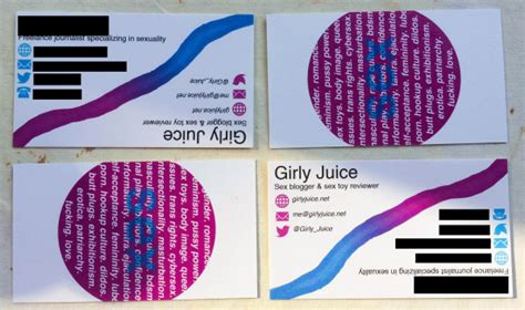 How Do You Put A Gift Card On Amazon - what do you put on your business cards when you have an alter ego girly juice