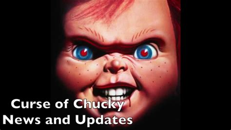 chucky movie update curse of chucky news and updates youtube