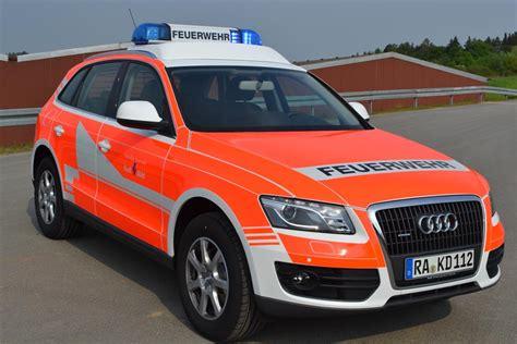 Audi B Hl by Kdow Nef Design112 Beschriftung F 252 R Feuerwehr