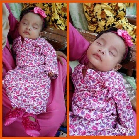 Baju Sejuk Baby baju kurung