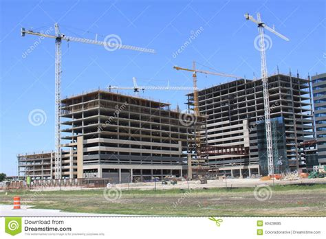 house construction stock photo image of framing construction site stock image image of building cranes