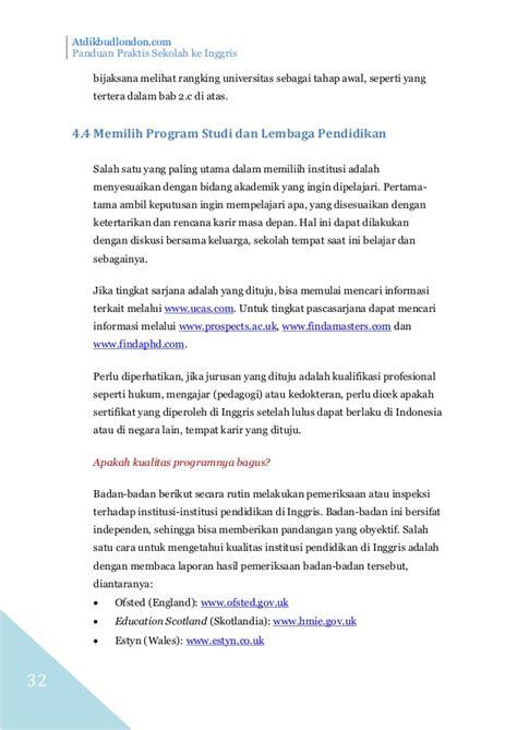 Buku Panduan Praktis Seminar panduan praktis sekolah ke inggris
