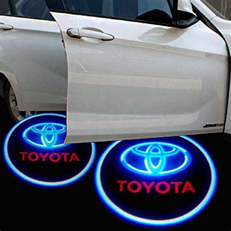 Logo Projection Led Toyota soondar 174 2 pcs universal wireless car projection led
