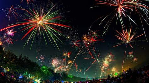 new year indonesia kuta new year fireworks bali indonesia windows 10