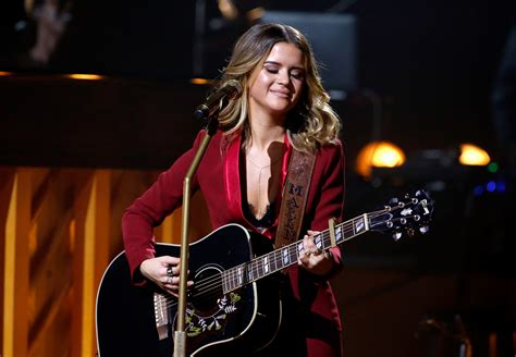 maren morris guitar cmt shares photos song selections from alicia keys