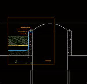 Glass Dormer Skylight Detail In Autocad Drawing Bibliocad