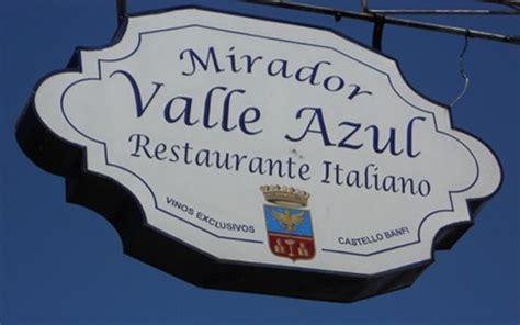 mirador valle azul costa rica valle azul restaurante san jose restaurante opiniones