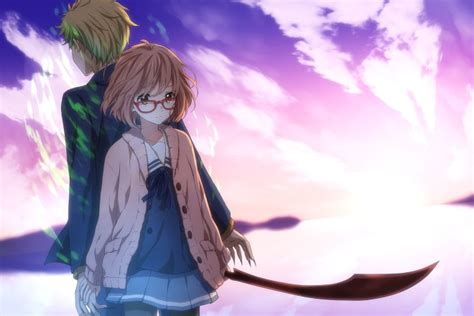Kyoukai No Kanata Movie Ill Mirai Hen 2015 Kyoukai No Kanata Movie I Ll Be Here Mirai Hen Subtitle Indonesia Animesave