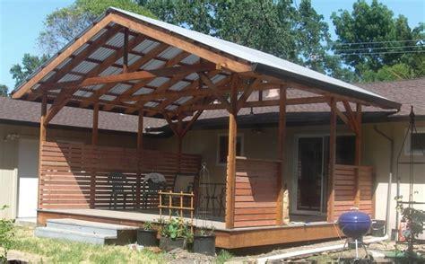 techos terrazas tipos de techos para terrazas