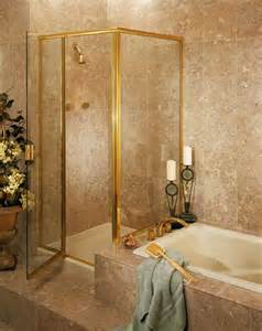 brass shower door change out hardware when selling your home 226 eliminate