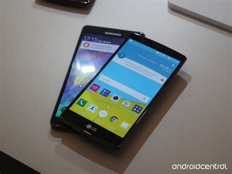 Soft Lg G4 Note comparison the lg g4 vs samsung galaxy note 4 android central