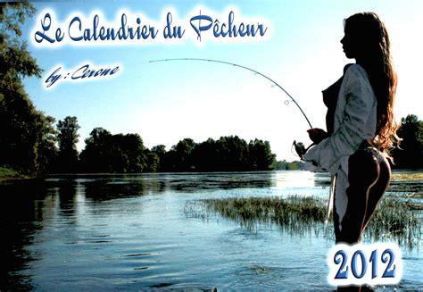 Calendrier Pecheur Calendrier Du Pecheur 2017 Calendrier Du P 234 Cheur