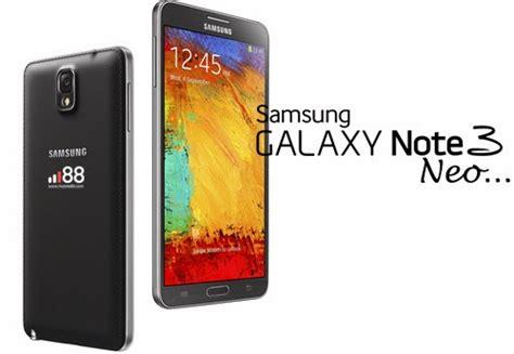 Harga Samsung Note 3 Neo samsung galaxy note 3 neo harga dan spesifikasi januari