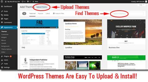 wordpress layout explained wordpress themes explained wpcompendium org