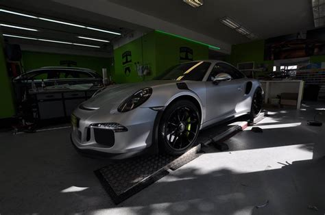 porsche gt3 rs matte black matte aluminum porsche 991 gt3 rs looks superb