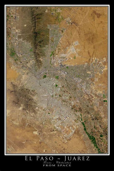 el paso maps satellite 1000 ideas about el paso on west