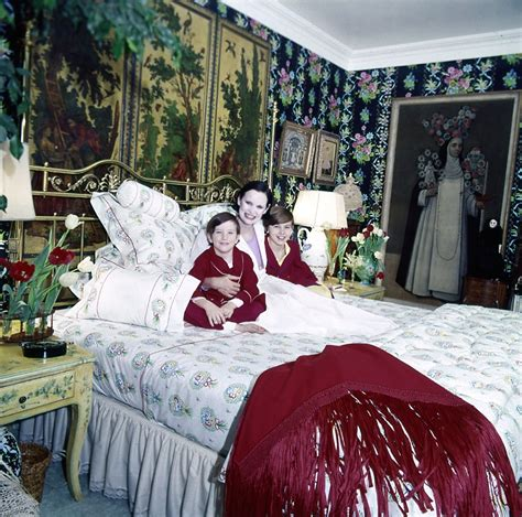 inside the and homes of gloria vanderbilt photos