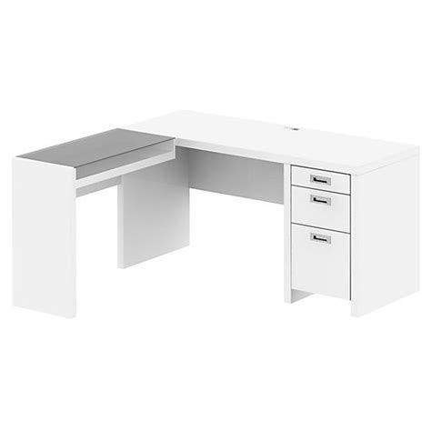 l shaped desk home