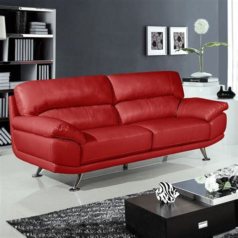 red leather sofa sectional the 25 best red leather sofas ideas on pinterest living