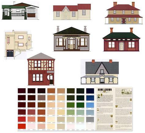paint colors nz 17 best images about exterior color on