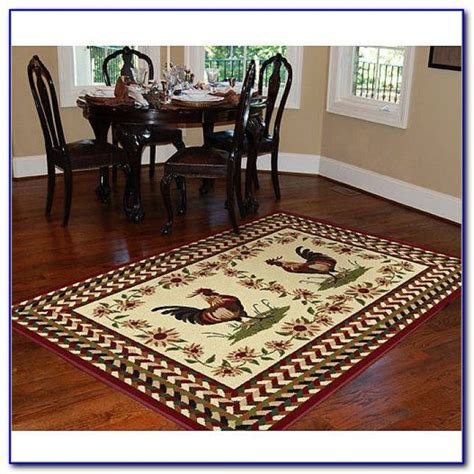 Mohawk Rooster Kitchen Rug   Rugs : Home Design Ideas