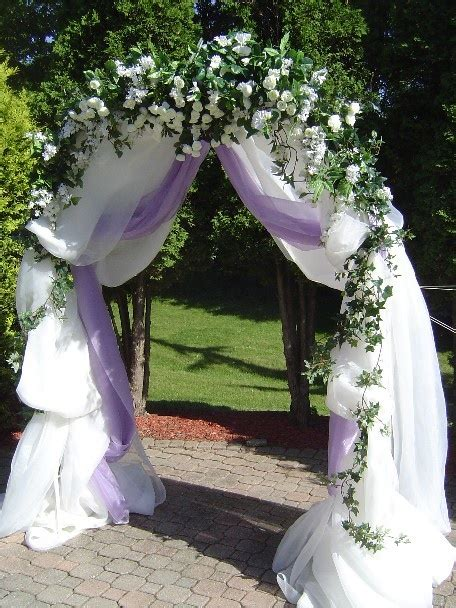 wedding arch material 17 best images about wedding arches on arches