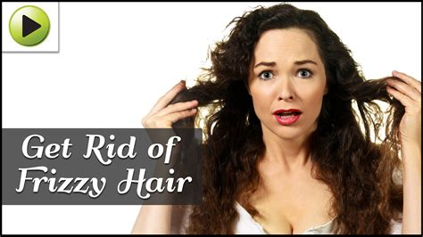 how i get rid of frizzy puffy hair for days helpful remove frizz from hair om hair