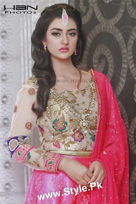 sara khans bridal photoshoot