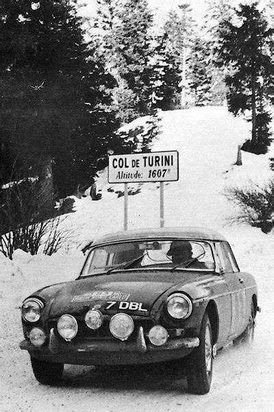 7DBL 1964 Rallye Monte Carlo | Rallye, Monte carlo