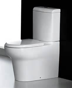 London Bathroom Accessories Rak Ceramics Infinity Close Coupled Back To Wall Wc Pan