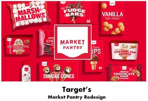Target Market Pantry by Target S Market Pantry Redesign Label Retailer