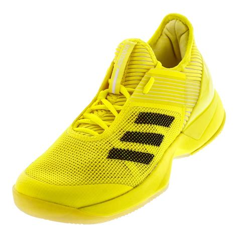 adidas s adizero ubersonic 3 tennis shoes in bright
