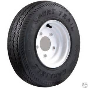 Trailer Tire Size 5 30 12 5 30 12 Carlisle Sport Trail Trailer Tire And Wheel 5 Lug