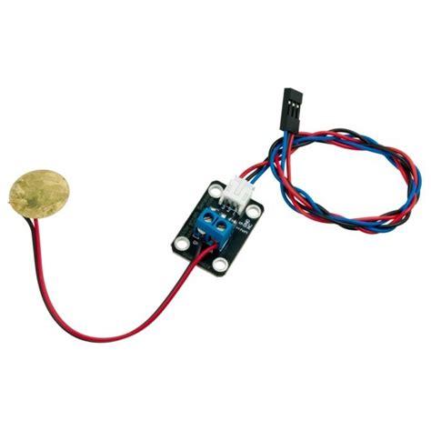 Berkualitas Piezoelectric Buzzer Module For Arduino Raspberry Pi Dll piezo disk vibration sensor sensors microcontrollers