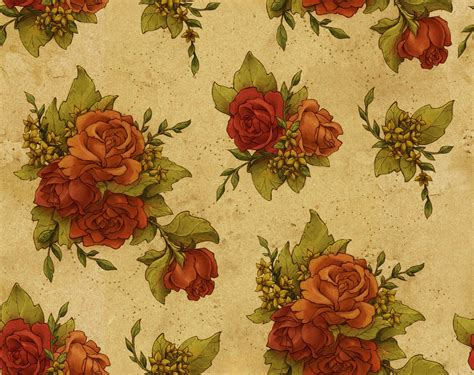 seamless pattern flower 10 dark floral wallpapers floral patterns freecreatives