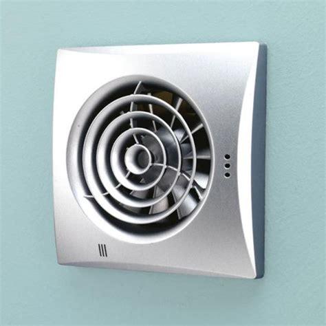 bathroom extractor fan prices matt silver hush t extractor fan matt buy online at