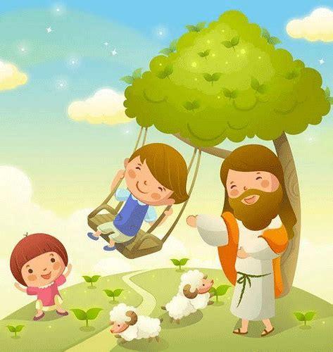 imagenes animadas sud dibujos de jesus con ni 241 os imagenes y dibujos para