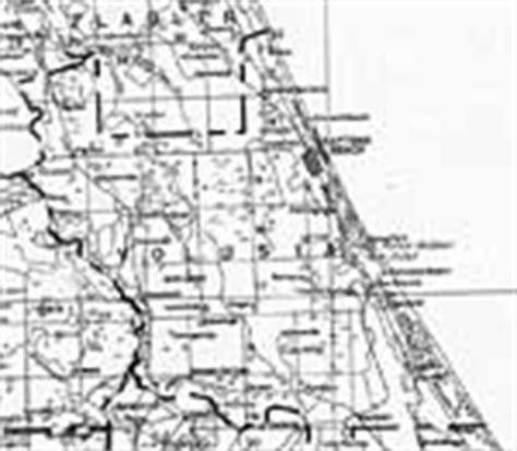 Volusia County Florida Records Florida Maps Volusia County