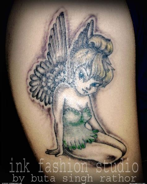 gothic tinkerbell tattoo designs 1000 images about tink on