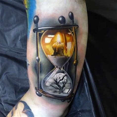 sand clock tattoo designs 35 fabulous lantern tattoos designs and ideas golfian