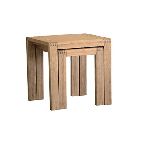 Choice Furniture by Ercol Bosco Nest Of Tables Choice Furniture