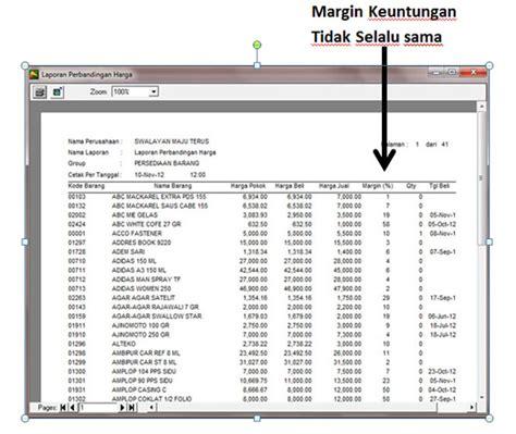 cara membuat makalah alfamart laporan keuangan swalayan dan minimarket akuntansi
