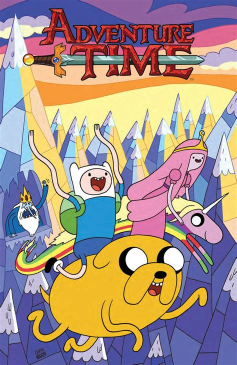 Adventure Time Volume 9 adventure time volume 10 graphic novel graphic novels