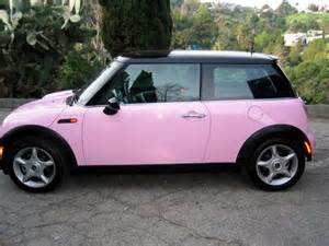 Mini Cooper For Baby Get It In Pink Everything Pink Pink Mini Cooper