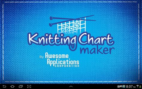 knitting pattern maker app knitting chart maker android apps on google play