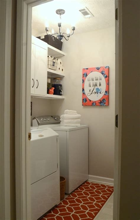 Decorating A Laundry Room On A Budget 25 Best Ideas About Laundry Room Makeovers On Pinterest Laundry Room Cabinets Laundry Closet